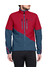 VAUDE Primasoft Jacket Men indian red/blue